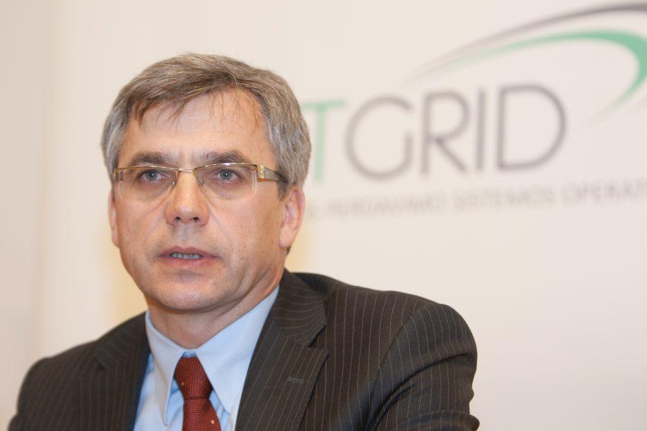 Keisis jau ketvirtos valstybinės energetikos įmonės vadovas?