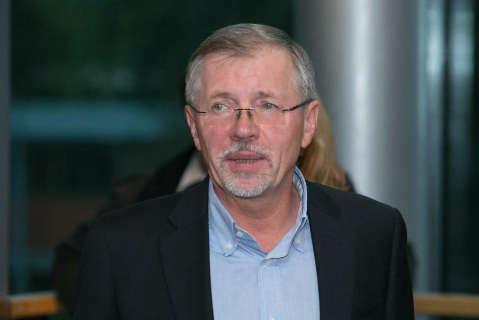 G. Kirkilas: reikia peržiūrėti valstybinių pensijų skyrimą