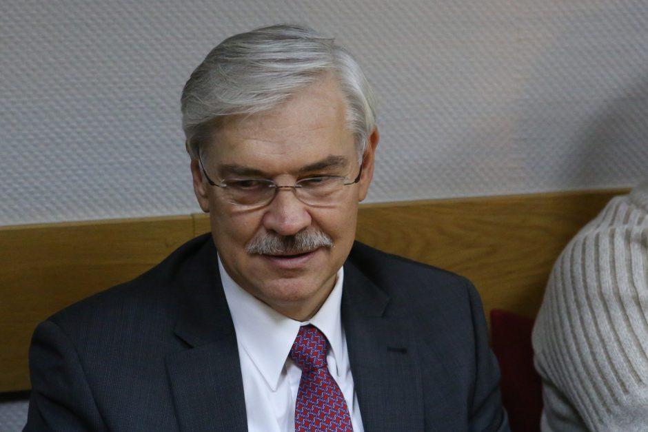 Sostinėje apvogtas europarlamentaro Z. Balčyčio namas