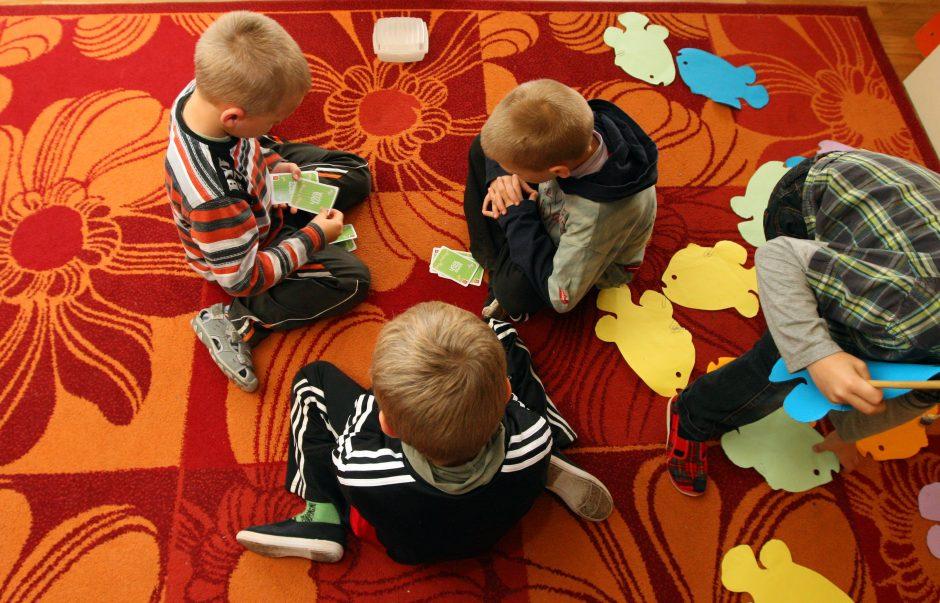 Klaipėdos daugiavaikės šeimos kovoja už lengvatą darželiuose