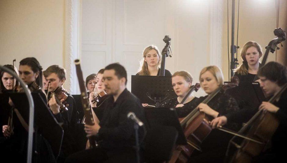 Dovana melomanams: nemokami simfoniniai koncertai Vilniuje ir Kaune