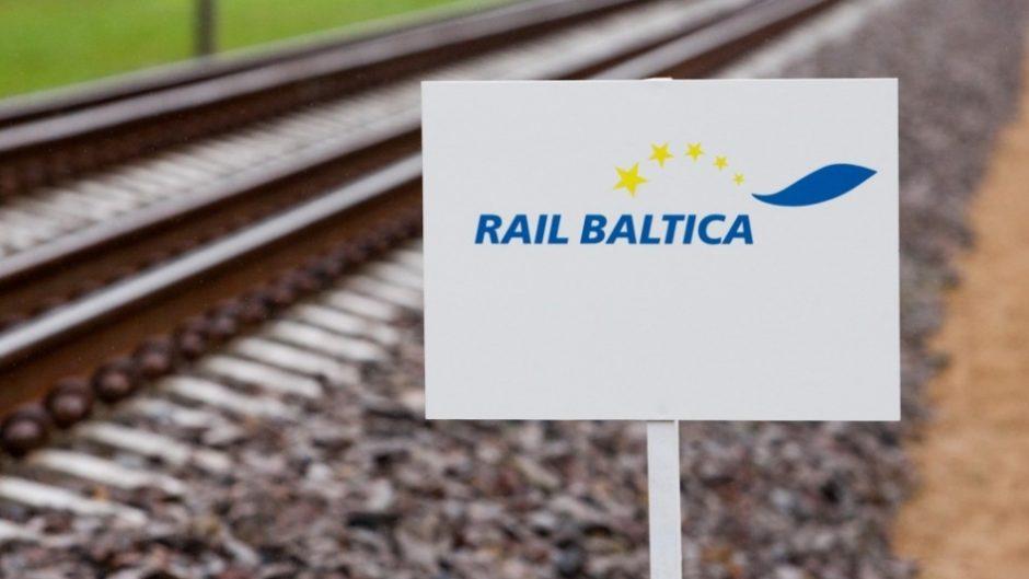 """Prasideda vienas svarbiausių """"Rail Baltica"""" įgyvendinimo etapų"""