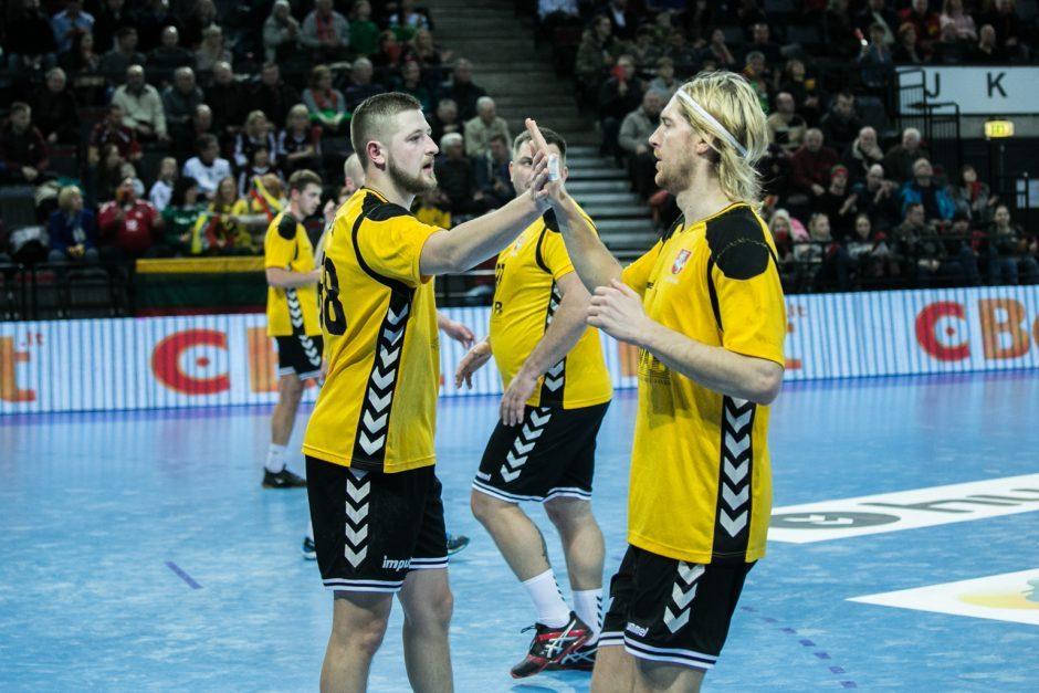 Pagirtinai kovojusi Lietuvos rankinio rinktinė nepateko į pasaulio čempionatą