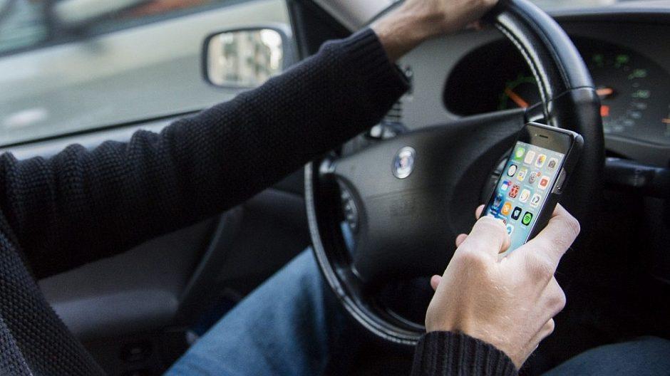 Plepiems vairuotojams ateina sunkūs laikai: juos stebės vaizdo stebėjimo kameros
