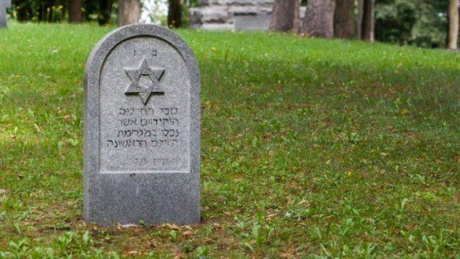 Žydų ir karaimų kapinėms tvarkyti - daug talkininkų iš Vokietijos