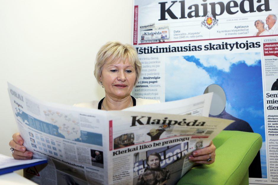 Politikė L. Petraitienė: mano didžiausia pergalė - du sūnūs, užaugę dorais žmonėmis