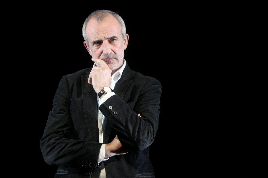 R.Tuminas tiki: Nacionalinio teatro scena jį atpažins