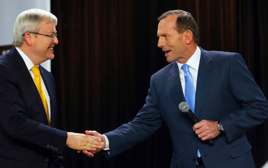 Australijos parlamento rinkimuose - ir Sekso partija
