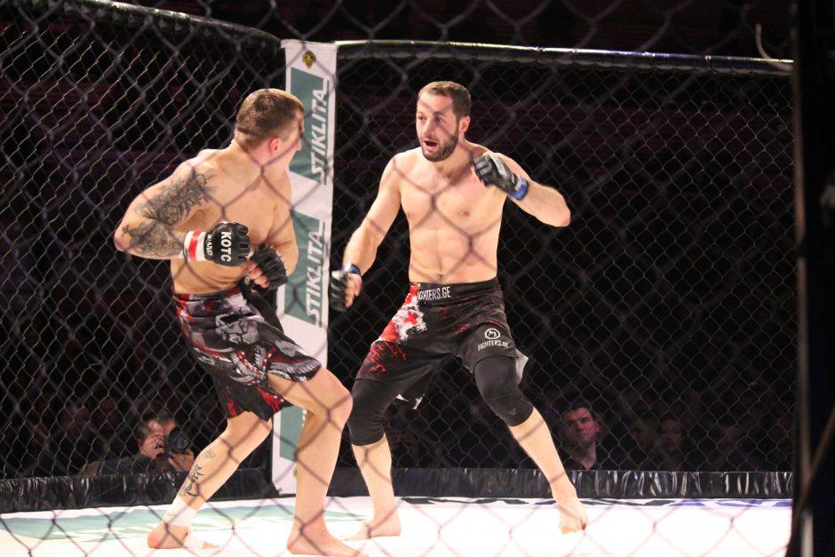 Narvuose – kovotojų aistros ir netikėti rezultatai