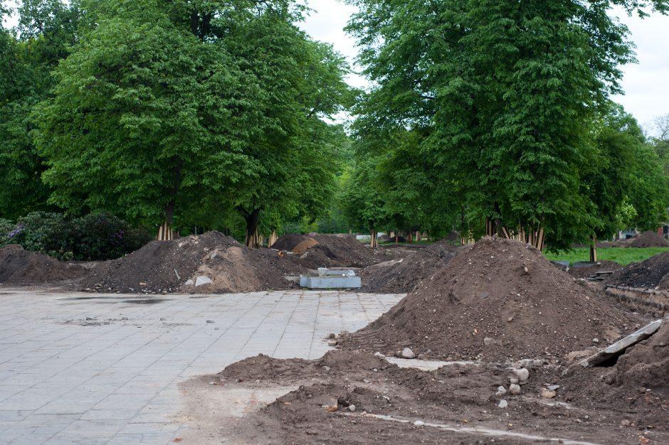 Sereikiškių parko kaina auga