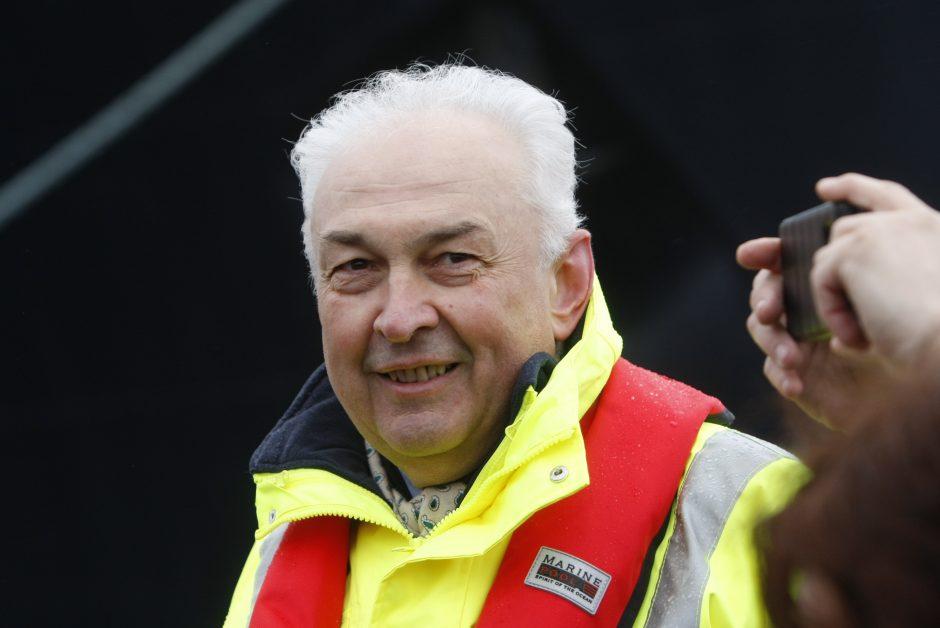 """Kruizinio sezono startas: Klaipėdoje prisišvartavo """"Astoria"""""""