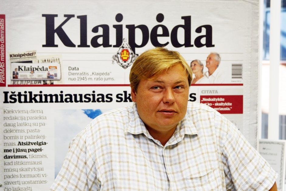 Kapitonas O. Kudzevičius: didžiausias pavojus buriuotojui – jis pats