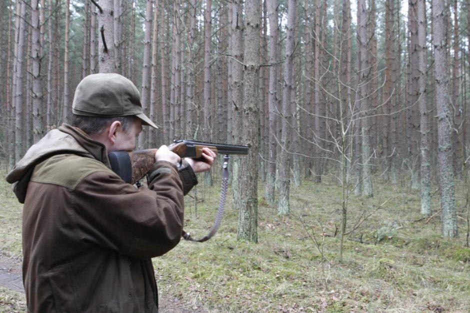 Seimas svarstys, ar didinti mokestį už medžioklės plotus