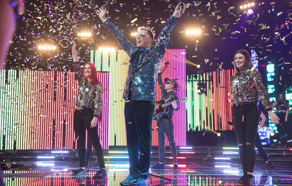 """""""X Faktoriaus"""" nugalėtojais tapo M. Mikutavičiaus auklėtiniai – grupė """"120"""""""