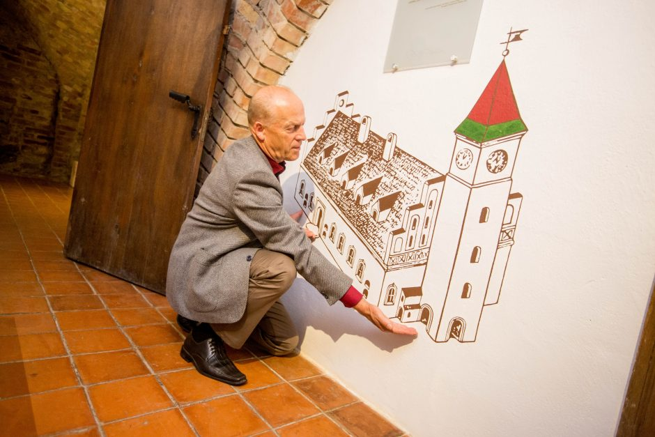 Gimtadienį švenčianti Kauno rotušė atveria miesto istoriją