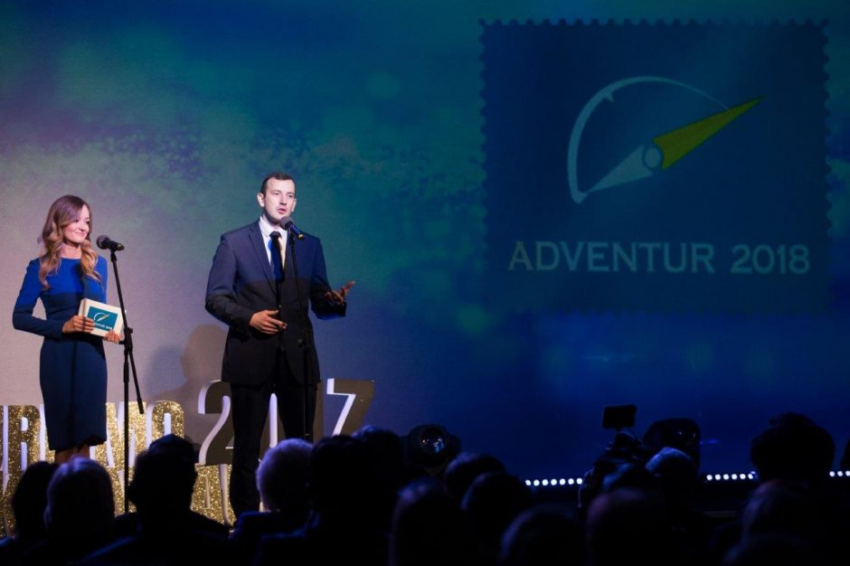 """Pirmąją dieną į """"Adventur"""" parodą plūdo minios keliautojų"""