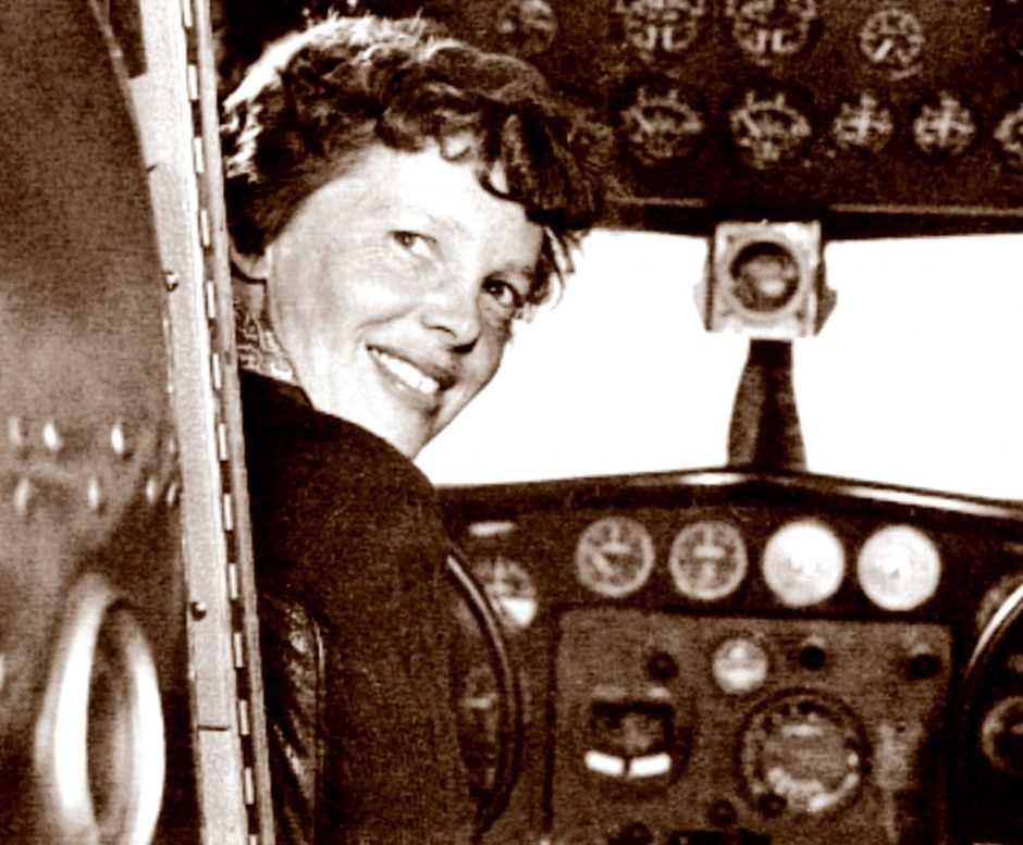 Tyrėjams tikriausiai pavyko identifikuoti dingusios JAV aviatorės A. Earhart palaikus