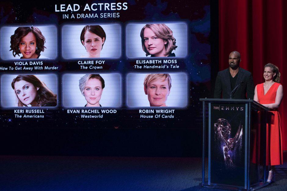 """Emmy"" apdovanojimai"