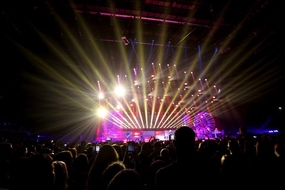 Džordanos Butkutės koncertas