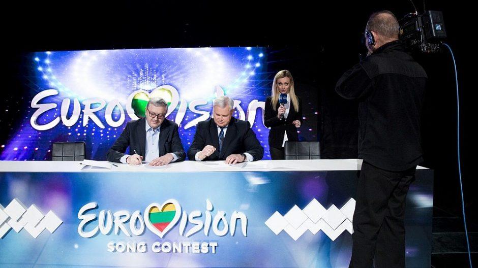 """Staigmena: nacionalinės """"Eurovizijos"""" finalas vyks Klaipėdoje"""
