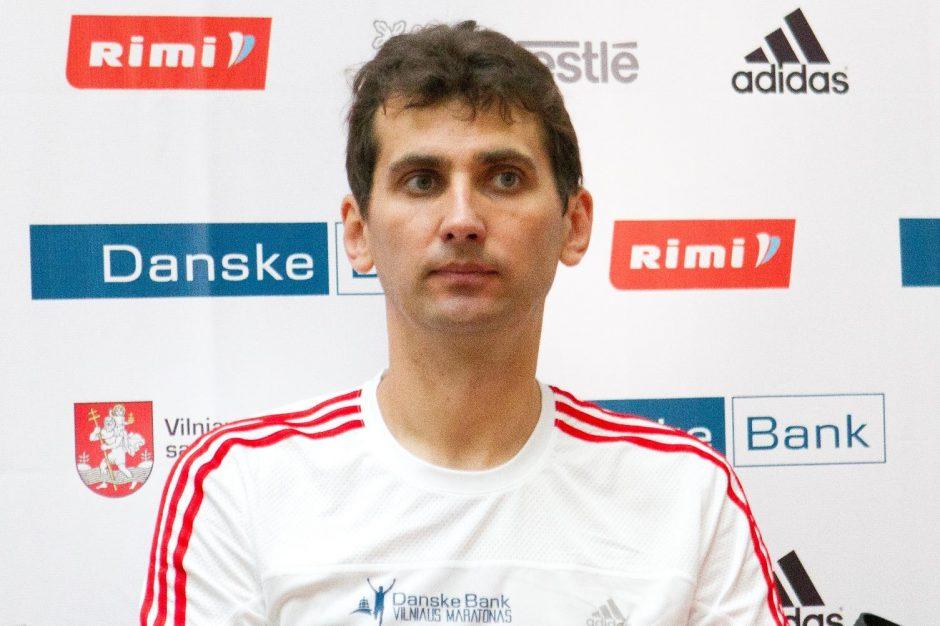 Vilniaus maratone bėgs ir D. Lobačevskė