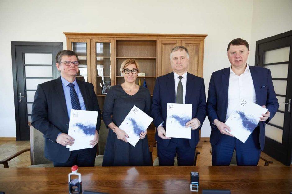 Didžiausi energetikos žaidėjai Kauno regione vienija jėgas