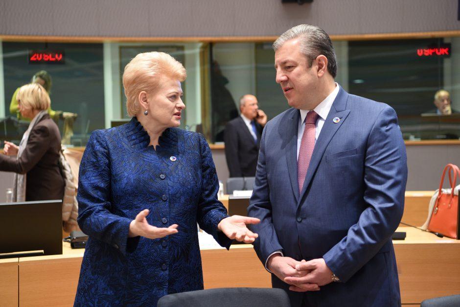 Rytų partnerystės viršūnių susitikimas