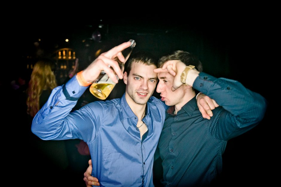 """""""Taboo"""" klube – įkaitusi šokių aikštelė"""