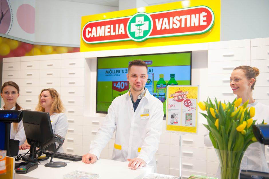 Kaune atidaryta nauja ''Camelia