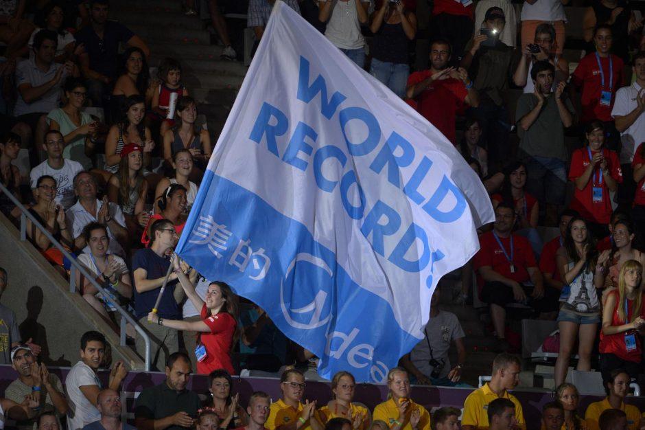 R. Meilutytė stulbina toliau – sumušė ir pasaulio rekordą! (interviu, papildyta)