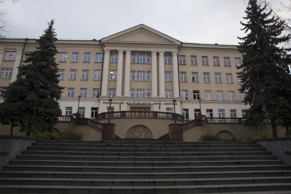 Atidarytas atnaujintas M.K.Čiurlionio mokyklos Dailės skyriaus priestatas