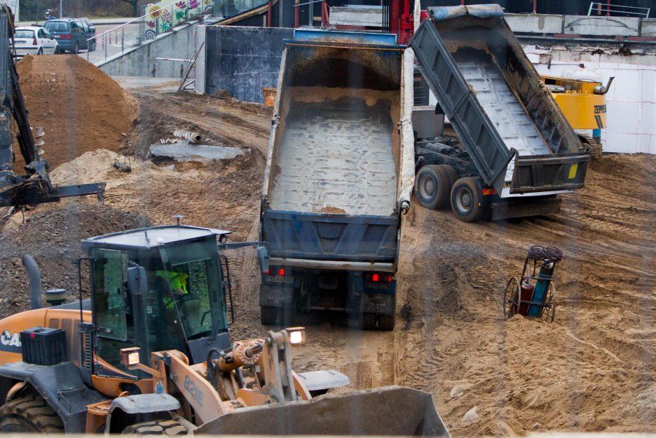 Ministras: nuotekų avarija Vilniuje – viena didžiausių ekologinių nelaimių