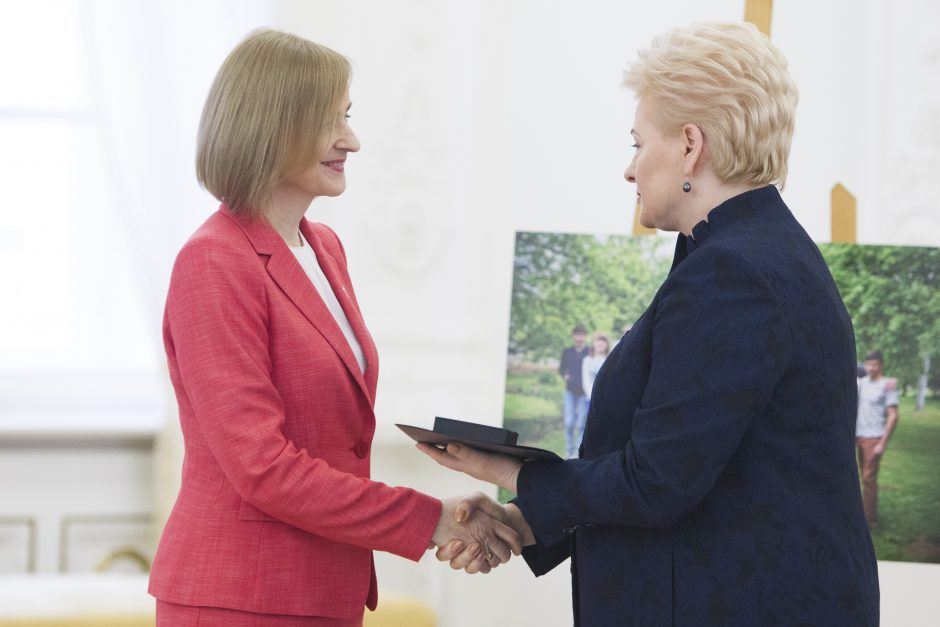 """Kampanijai """"Už saugią Lietuvą"""" – metai: prasmingi darbai tęsiasi"""