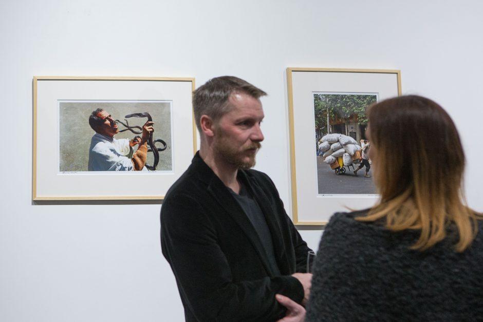 """A. Zuoko fotografijų paroda """"Darbas"""""""