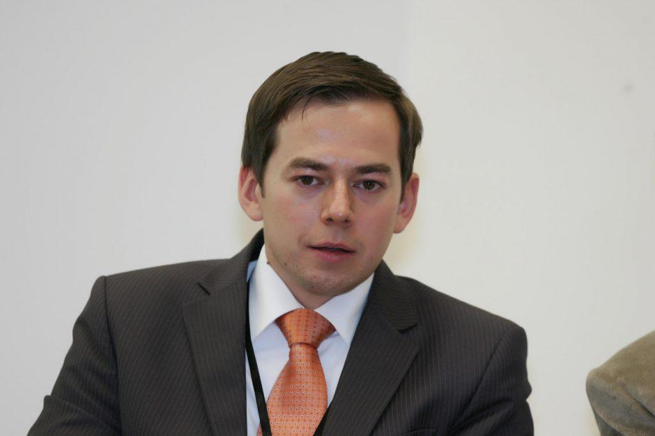 Lietuvis, kurio klauso EP pirmininkas (interviu)