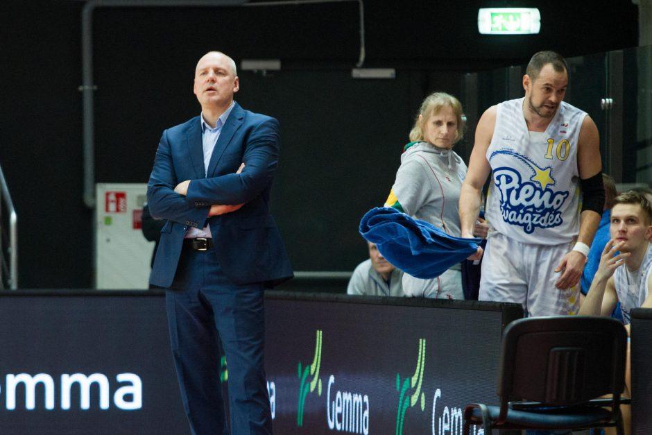 """Fantastiškai žaidęs J. Baronas išgelbėjo """"Lietuvos rytą"""" nuo nesėkmės"""