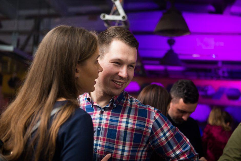"""""""LRT Opus"""" gimtadienis Vilniuje"""