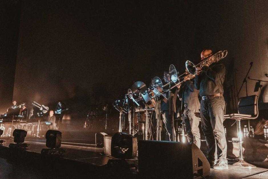 G. Paškevičiaus koncertas Kaune