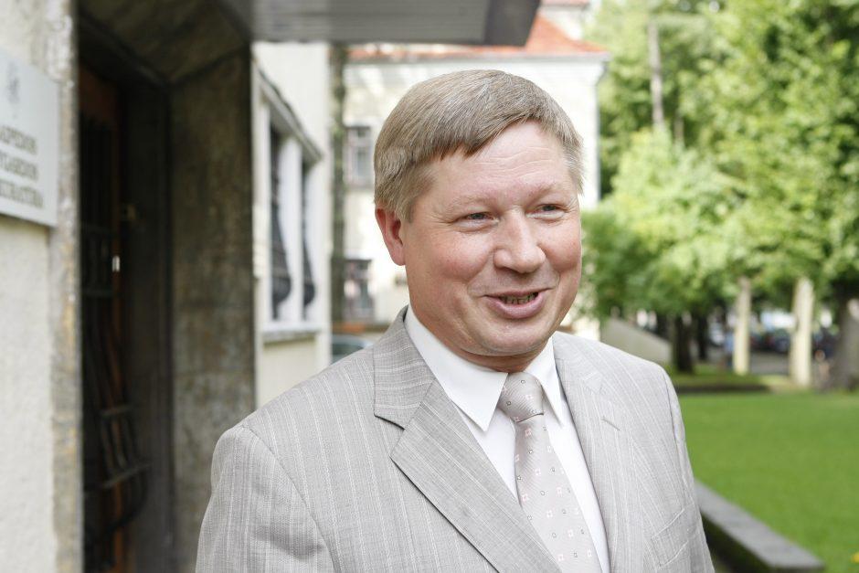 Klaipėdos apygardos prokuratūrai laikinai vadovaus V. Jurkevičius