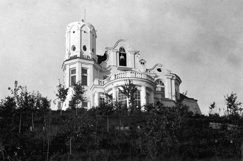 Kaunas nykstantis ir išnykęs: F. Vizbaro pilaitė