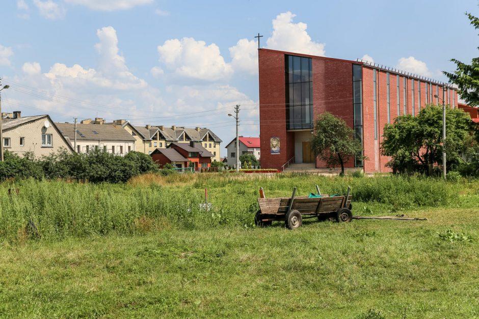 Šilainių bažnyčiai siūlomi kaimynai