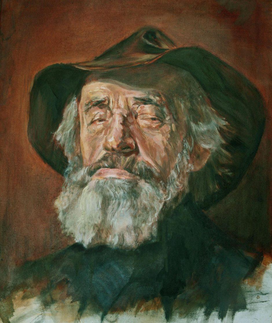 Dailininkas – antrasis vaidmuo