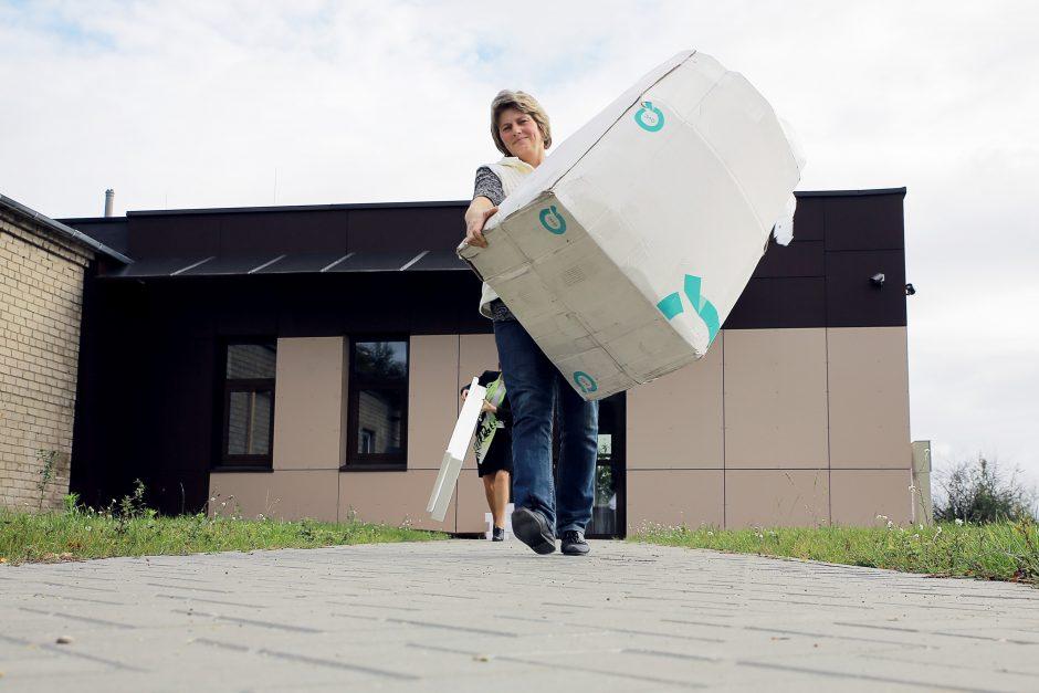 Klaipėdos rajono valkatoms – rojus žemėje