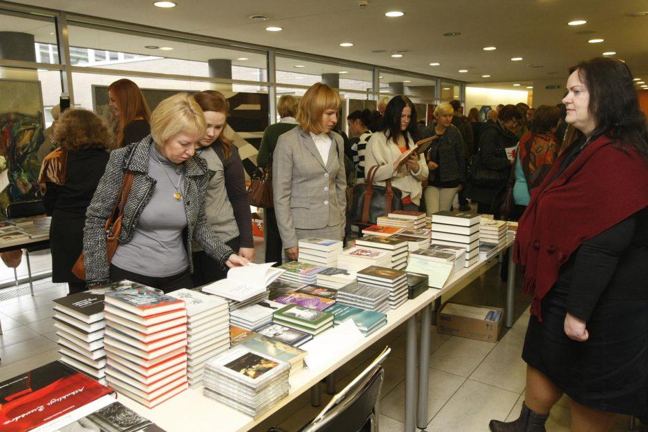Klaipėdiečiams – pirmoji knygų mugė