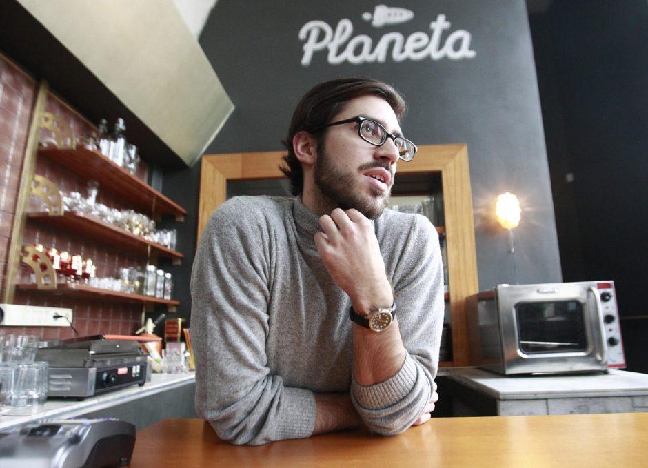 "Kafeterija ""Planeta"" – kava su sentimentais"