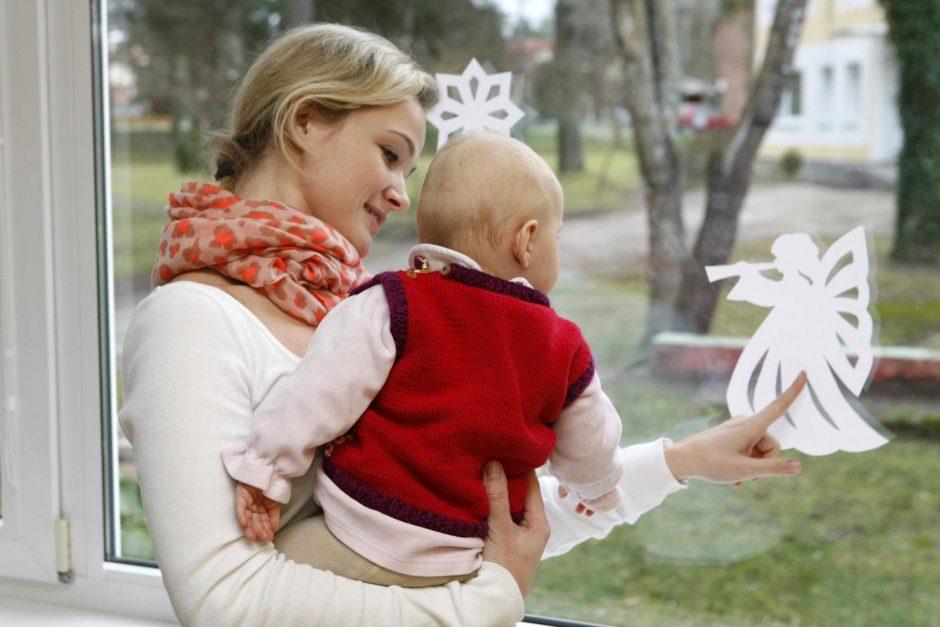 Užduotis – ieškoti mylinčių šeimų mažyliams