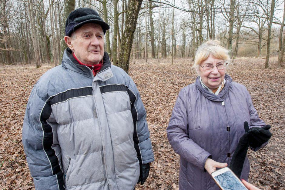 Kauno piliakalniai graudžiai skaičiuoja metus
