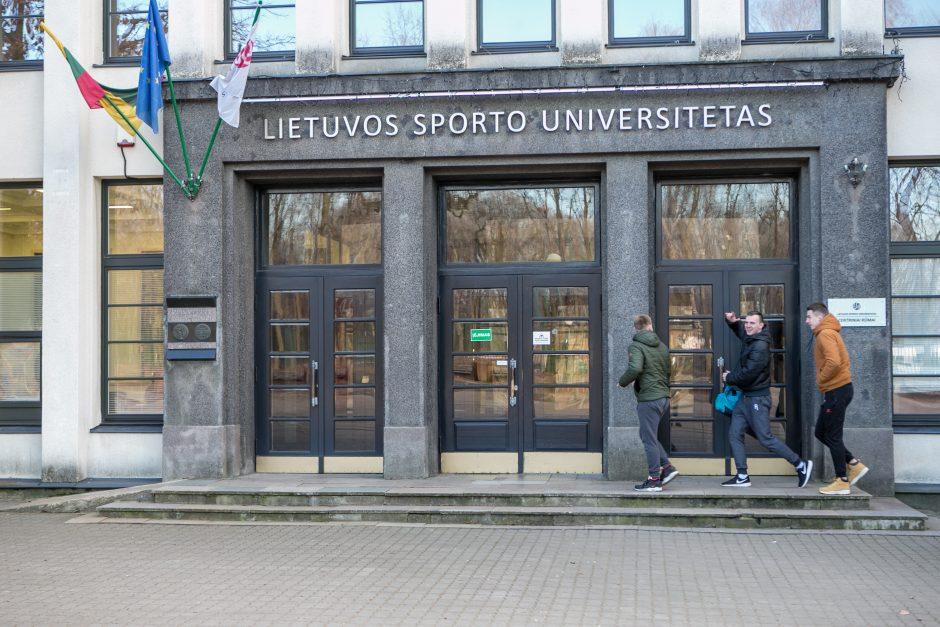 Klinikų klanas laidoja Sporto universitetą?