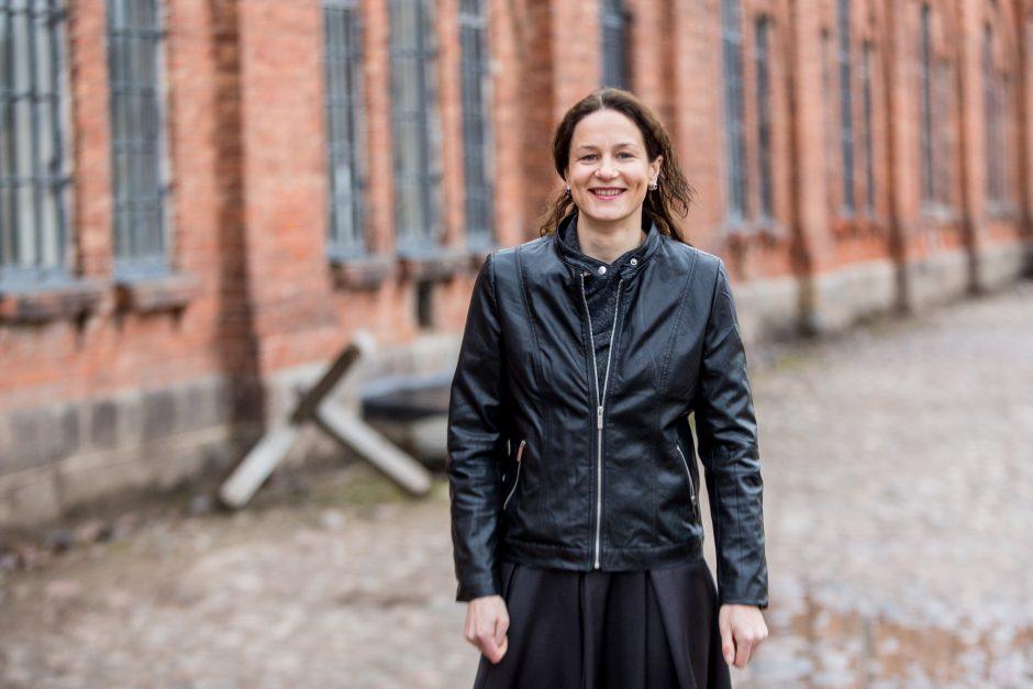 Metų kaunietė: Kaunas nenustoja stebinti