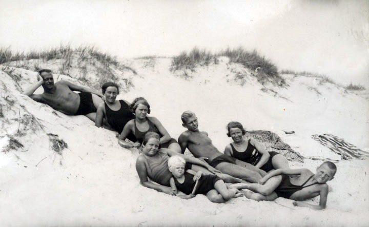 Tarpukario vasaros: prestižinės atostogos pajūryje